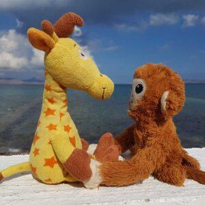 Geoffrey und ape