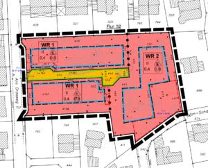 Bebauungsplan Brüggen - ehemalige Jagdschule NRW
