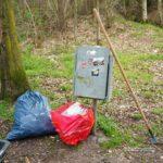Müll am Dahmensee